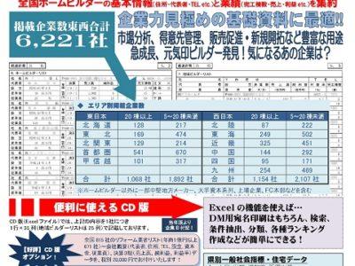 2020年版 全国住宅市場ハンドブック【東日本版・西日本版】