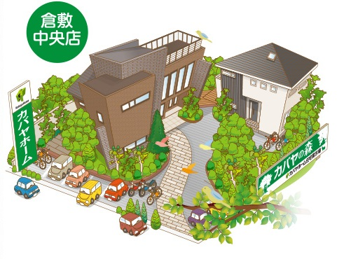 カバヤの森倉敷中央店